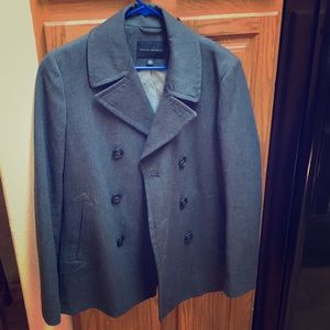 Banana Republic peacoat, perfect condition